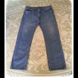 Vintage Levi's 505 Jeans.